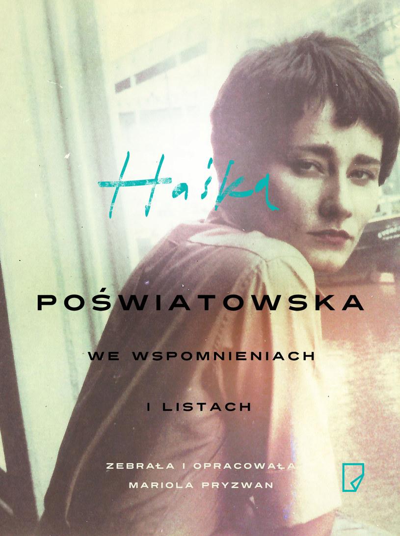 Haśka. Poświatowska we wspomnieniach i listach /Styl.pl/materiały prasowe