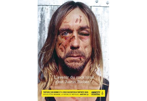 """Hasło Amnesty International: """"Torturowany człowiek jest w stanie wyznać wszystko"""" /"""