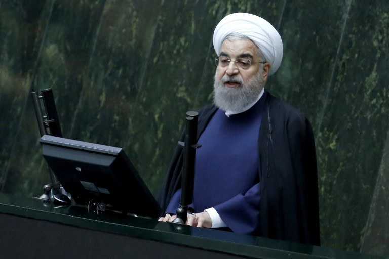 Hassan Rouhani /AFP