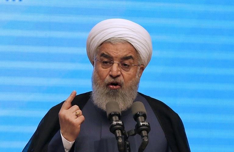 Hassan Rowhani /ATTA KENARE /AFP