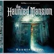muzyka filmowa: -Haunted Mansion