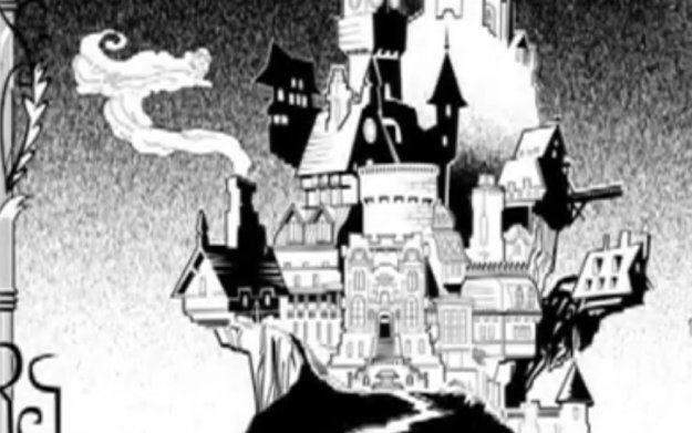 Haunts: The Manse Macabre - motyw graficzny /Informacja prasowa