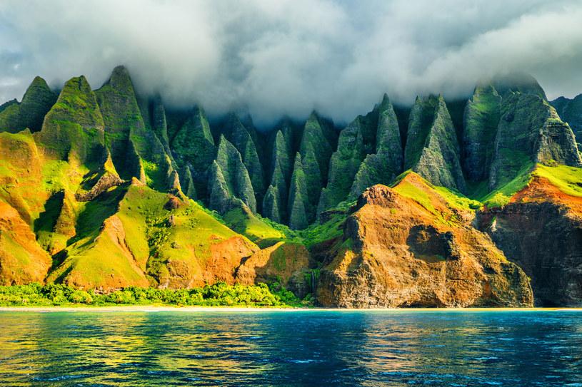 Hawaje to raj na ziemi, który nadal kryje wiele tajemnic /123RF/PICSEL