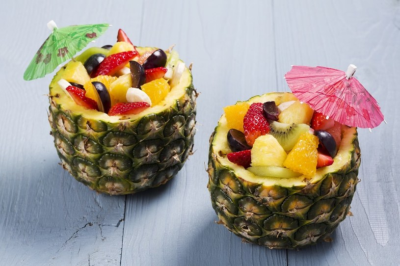 Hawajski deser /materiały prasowe