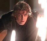 """Hayden Christensen w filmie """"Zemsta Sithów"""" /"""