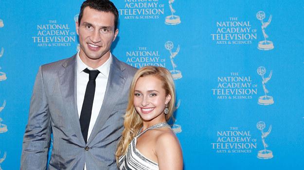 Hayden Panettiere i Władimir Kliczko zostali rodzicami! /Jemal Countess /Getty Images