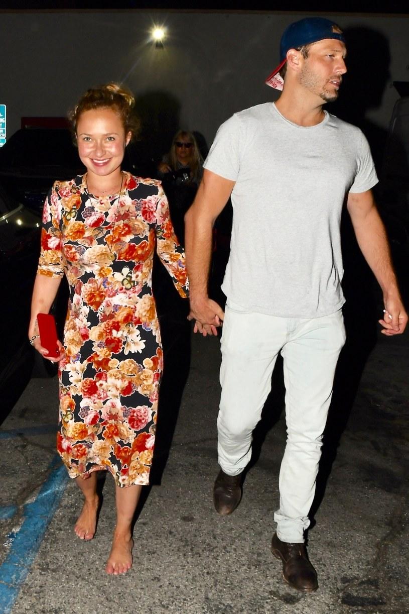 Hayden Panettiere ma już nowego partnera - 28-letniego aktora Briana Hickersona /Agencja FORUM