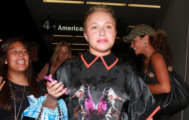 Hayden Panettiere przytyła 18 kilogramów! /Splash News /East News