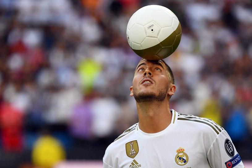 """Hazard przeszedł do Realu z Chelsea Londyn. """"Królewscy"""" zapłacili za reprezentanta Belgii 100 milionów euro. /AFP"""