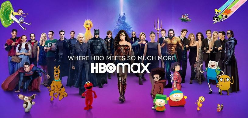 HBO Max - oficjalna reklama usługi /materiały prasowe