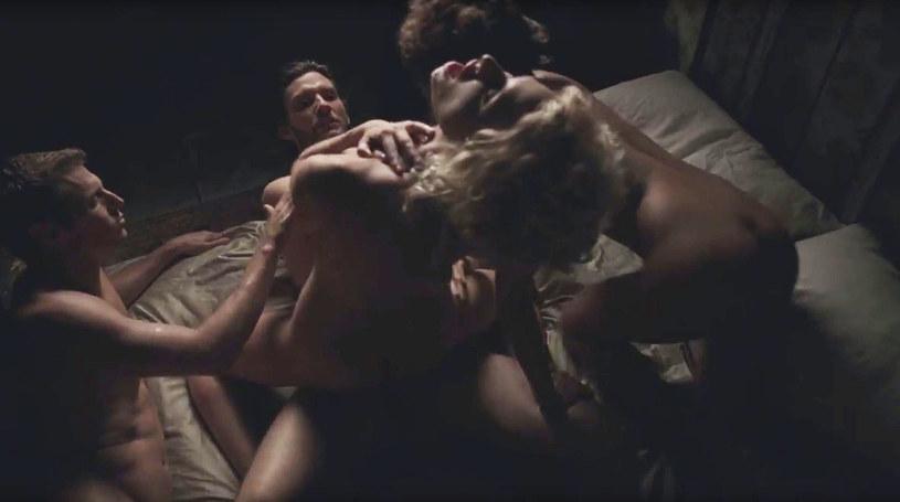 """HBO przyzwyczaiło nas do mocnych scen erotycznych w swych produkcjach. Nie inaczej będzie w przypadku """"Westworld"""" /YouTube"""