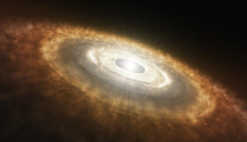 HD 162826 to gwiazda, która powstała z tego samego obłoku międzygwiazdowego, co Słońce /NASA