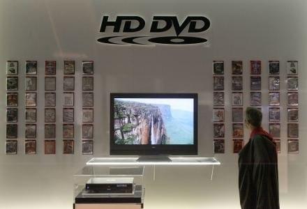 HD DVD zaczyna mieć lepszą prasę niż Blu-ray - czy ta tendencja się utrzyma? /AFP