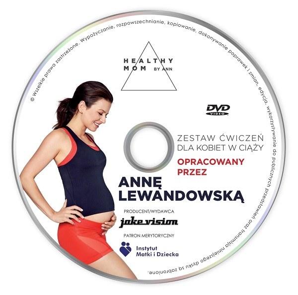 """Healthy Mom by Ann"" - płyta DVD /materiały prasowe"