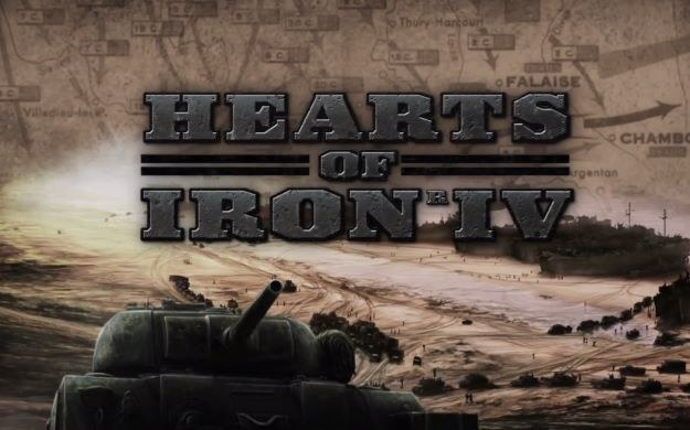 Hearts of Iron IV /materiały prasowe