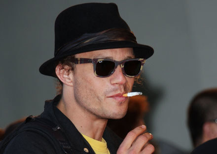 Heath Ledger fot. MJ Kim /Getty Images/Flash Press Media