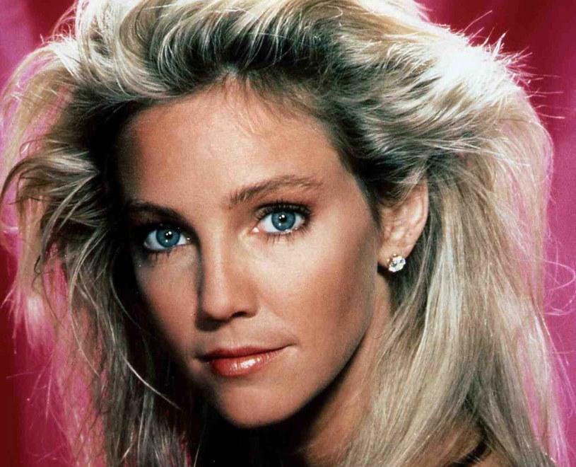 Heather Locklear była jedną z największych i najpiękniejszych gwiazd lat 90. /EastNews /East News