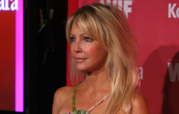 Heather Locklear, fot. Frazer Harrison   /Getty Images/Flash Press Media
