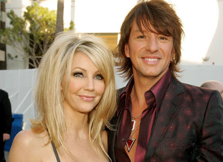 Heather Locklear i Richie Sambora już nie są małżeństwem - fot. Kevin Winter /Getty Images/Flash Press Media