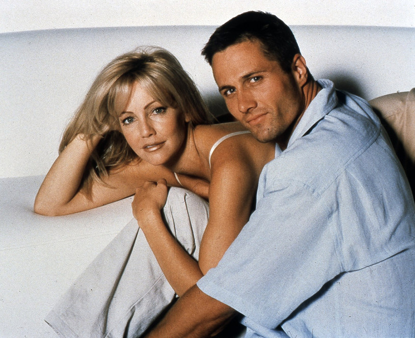 Heather Locklear i Rob Estes /AKPA