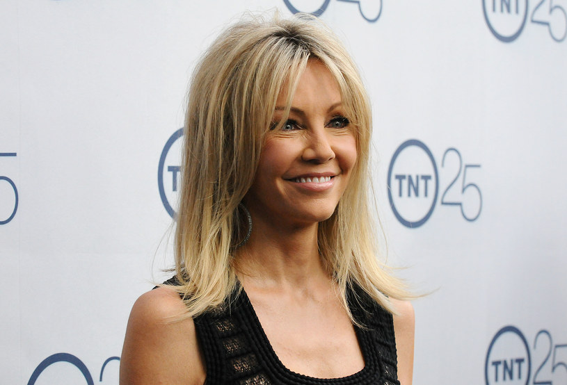 Heather Locklear w 2013 r. /Jason LaVeris /Getty Images