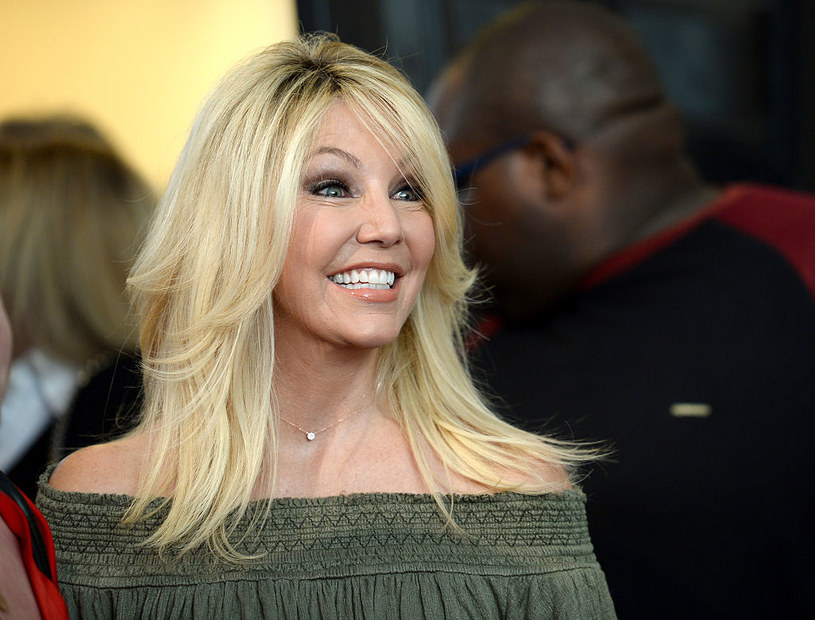Heather Locklear /Handout /Getty Images