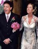 Heather Mills i Paul McCartney /