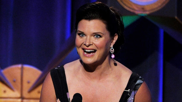 Heather Tom na gali Emmy /Kevin Winter /Getty Images