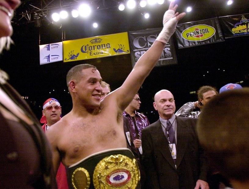 Hector Camacho stoczył na zawodowym ringu 88 walk /AFP