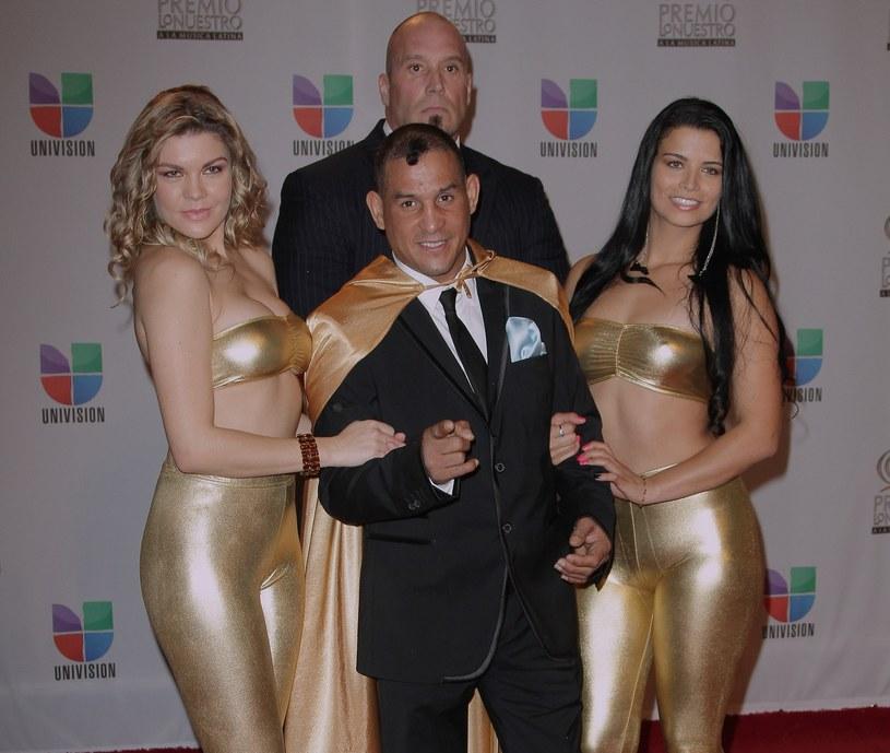 """Hector """"Macho"""" Camacho /John Parra /Getty Images"""