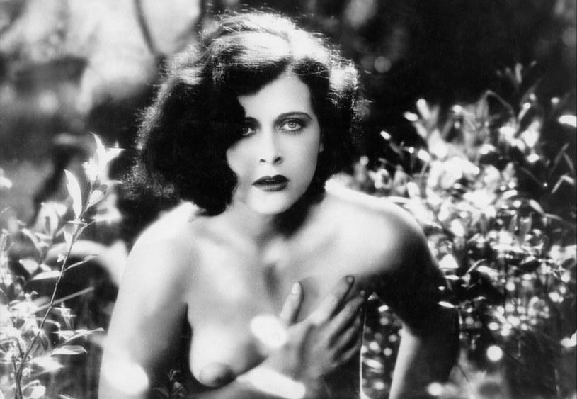 """Hedy Lamarr w filmie """"Ekstaza"""" (1933) /Capital Pictures /Agencja FORUM"""