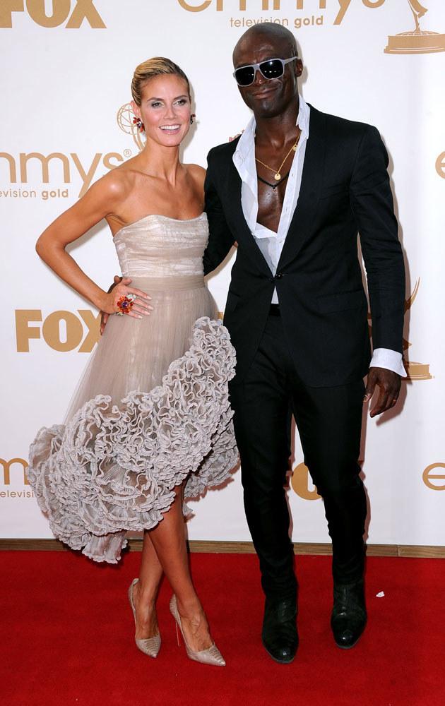 Heidi Klum i Seal rozstali się po sześciu latach małżeństwa /Frazer Harrison /Getty Images