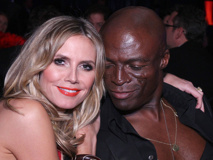 Heidi Klum i Seal swoje rozstanie ogłosili w styczniu tego roku /Getty Images