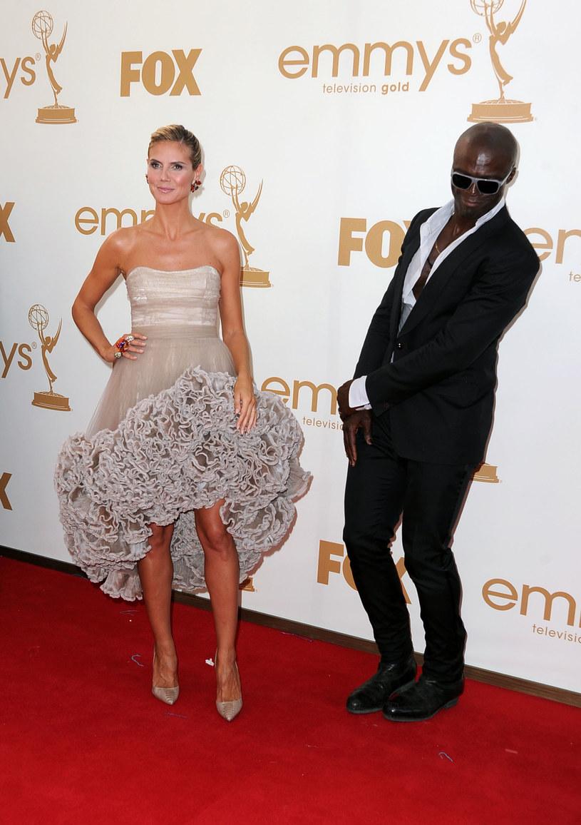 Heidi Klum i Seal /Frazer Harrison /Getty Images
