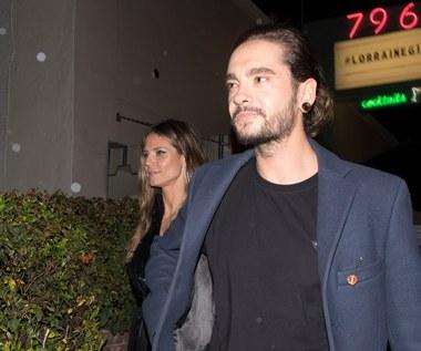 Heidi Klum i Tom Kaulitz (Tokio Hotel) są parą?