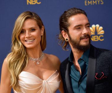 """Heidi Klum i Tom Kaulitz (Tokio Hotel) zaręczeni. """"Powiedziałam: tak!"""""""