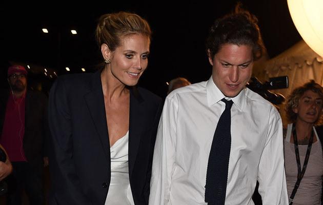 Heidi Klum i Vito Schnabel /Gigi Iorio / Splash News /Splashnews