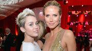 Heidi Klum: Jej dzieci mają zakaz słuchania piosenek Miley Cyrus!