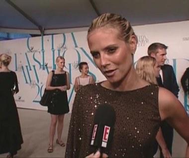 Heidi Klum - modelka nietypowa