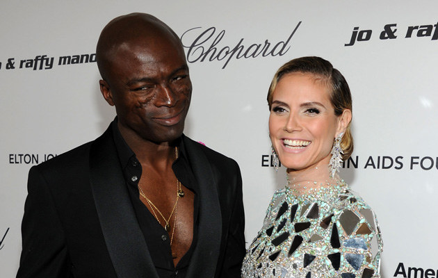 Heidi Klum, Seal /Larry Busacca /Getty Images/Flash Press Media