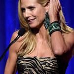 Heidi Klum śmieje się ze swojej wpadki!