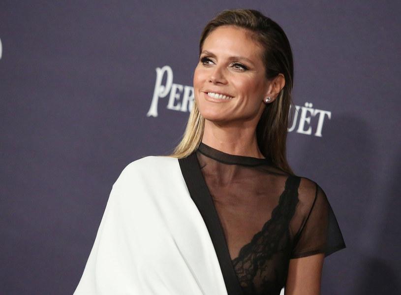 Heidi Klum to niekwestionowana królowa halloweenowych przebrań /East News
