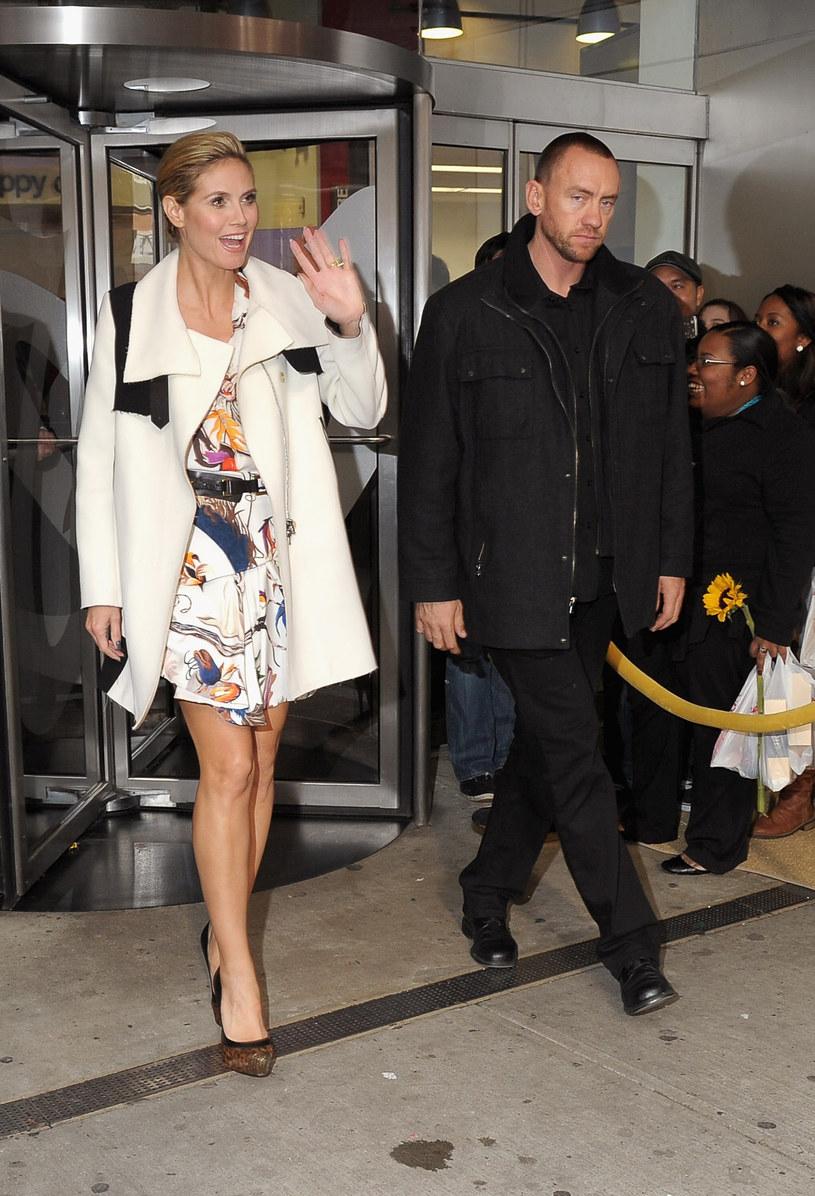 Heidi Klum związała się z Martinem Kristenem po rozstaniu z Sealem /Michael Loccisano /Getty Images