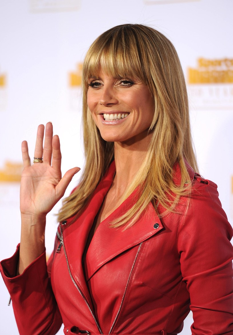 Heidi Klum /Getty Images/Flash Press Media