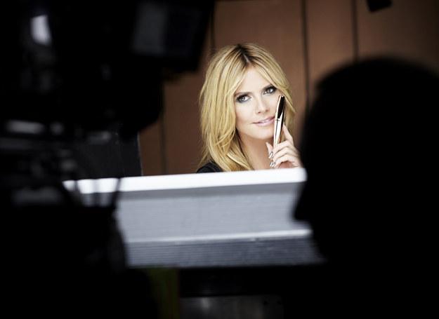 Heidi Klum /materiały prasowe
