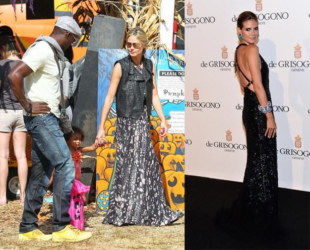 Heidi znowu zaczęła przywiązywać większą wagędo stroju /Getty Images /East News
