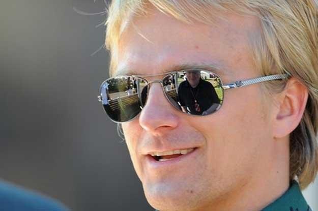 Heikki Kovalainen /AFP