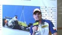 Heikki o początkach kariery w F1