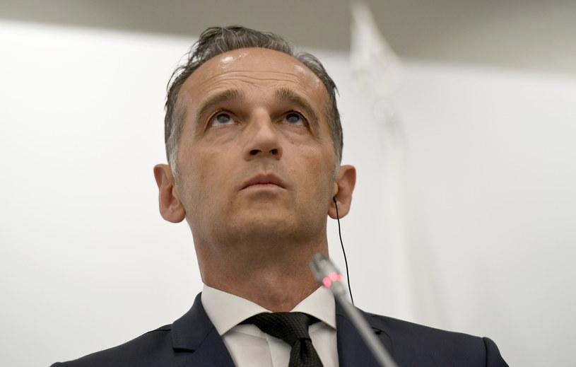 Heiko Maas /AFP