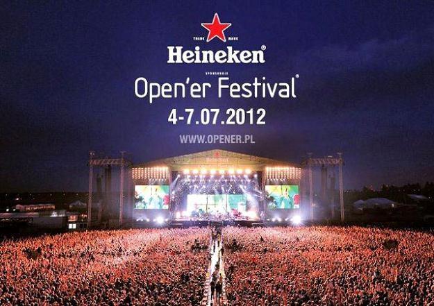 Heineken Open'er to festiwal z tradycjami i widownią z całej Europy /materiały prasowe